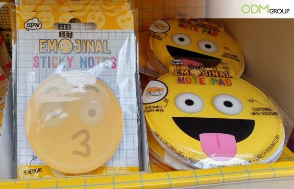 Get Emojinal's In-Store Merchandising Idea for Small Marketing Budget