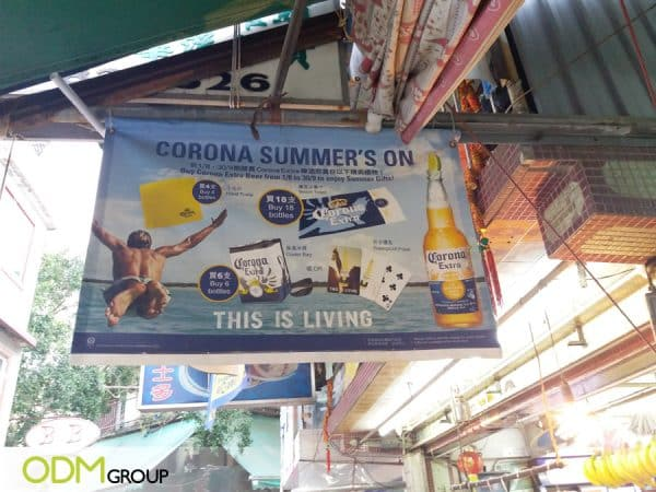 Great Ideas for Summer Beer Promos from Corona