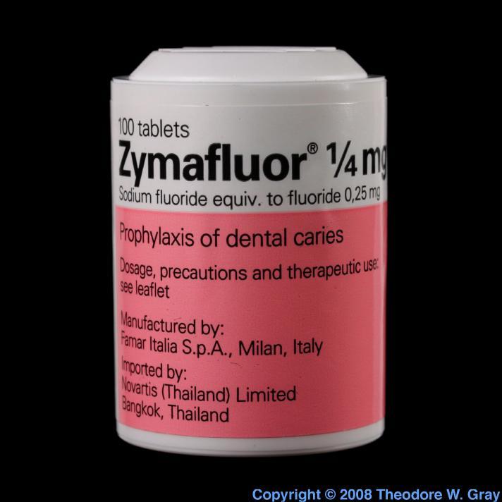 Fluoride Tablets Sodium