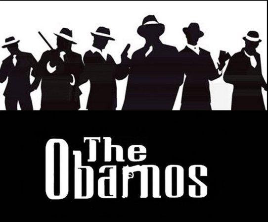 The Obamos
