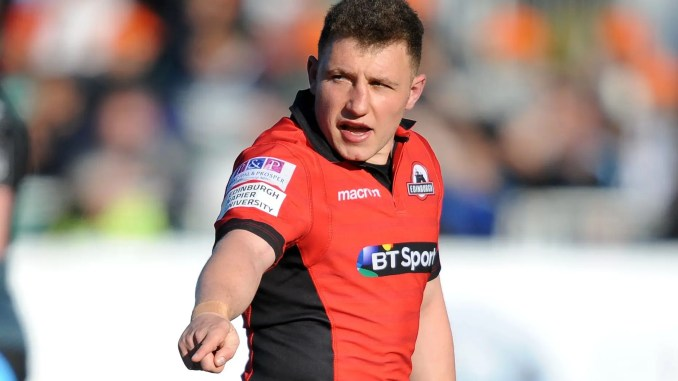 Has Duncan Weir played his last game in an Edinburgh jersey?