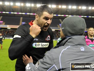 Edinburgh Rugby captain Fraser Mckenzie is determined to lead from the front as Edinburgh look to lay to rest their reputation as chronic under-achievers.