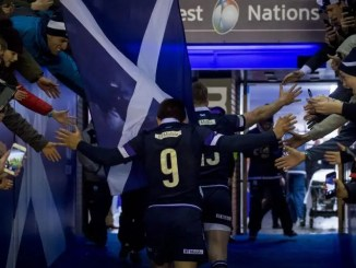 Scotland rugby team performances
