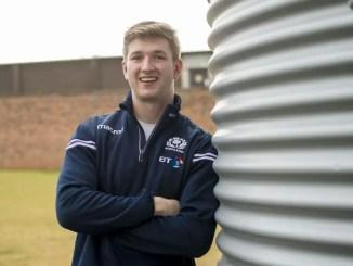 Jamie Hodgson Watsonians Scotland Under-20