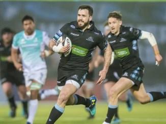 Alex Dunbar in action against Connacht