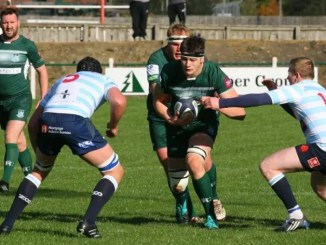 Hawick - Edinburgh Accies