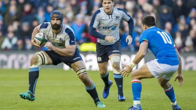 Josh Strauss and Sam Johnson