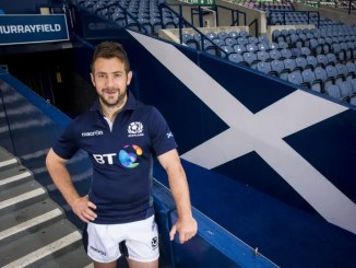 Greig Laidlaw has a point to prove at this year's World Cup.