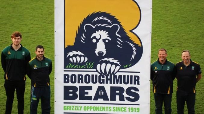 Boroughmuir Bears