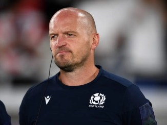 Gregor Townsend was fairly philosophical after steam's defeat to Japan.