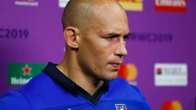 Sergio Parisse