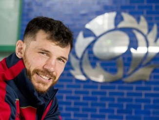 Scotland and Glasgow lock Tim Swinson is chair of the players' union.