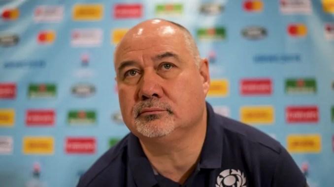 Scottish Rugby Chief Executive Mark Dodson. Image: © Craig Watson - www.craigwatson.co.uk