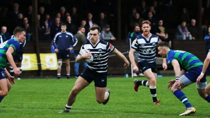 Glasgow Accies picked up a morale noosing win over Hamilton Bulls last weekend. Image: Bob Johnstone