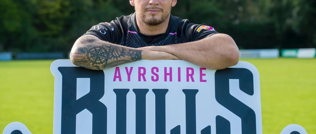 Gordon Reid was a big name signing for the Ayrshire Bulls Super6 franchise during the summer. Image: Craig Watson