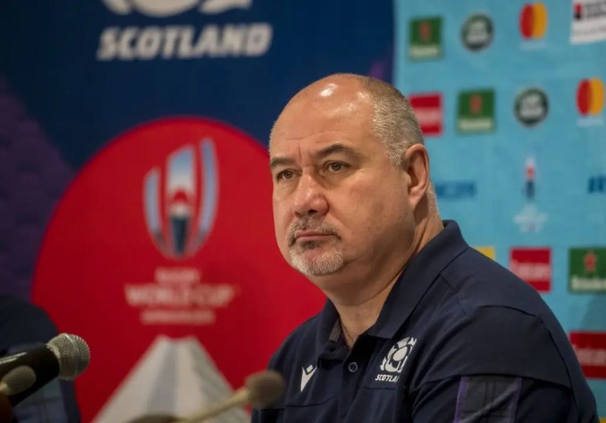 Scottish Rugby Chief Executive Mark Dodson landed himself in hot water for arguing publicly that Scotland's game should be moved if Typhoon Hagibis rendered the International Stadium Yokohama unplayable. Image: © Craig Watson - www.craigwatson.co.uk