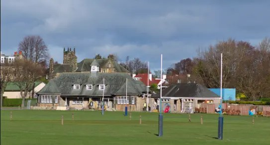 Edinburgh Academy booked a semi-final slot against George Watson's College by defeating Fettes today.