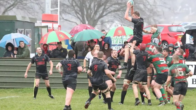 Biggar are looking to end 2019 unbeaten at home. Image: Nigel Pacey