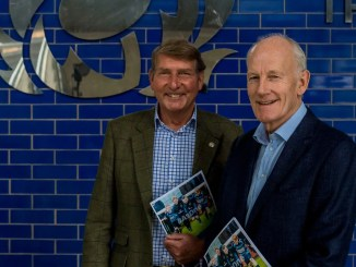 Sir Bill Gammell and Norman Murray have some pretty radical recommendations for the future governance of Scottish Rugby. Image: Craig Watson