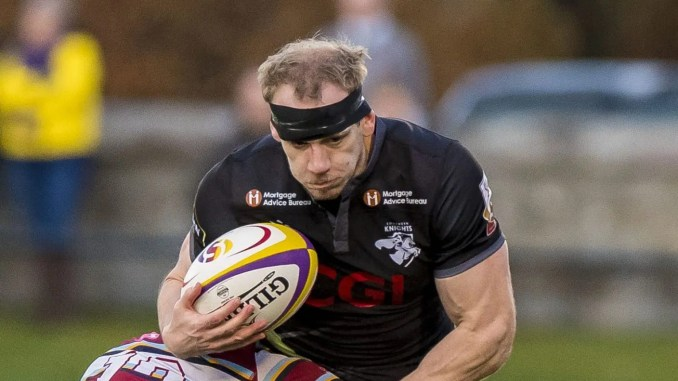 Fraser Brown will captain Southern Knights against Heriot's. Image: © Craig Watson - www.craigwatson.co.uk