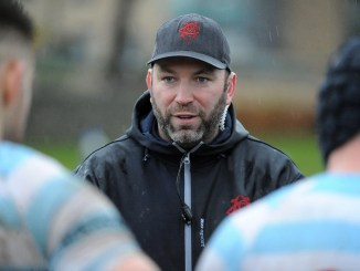 Iain Berthinussen saw his Edinburgh Accies team to return to winning ways against Jed-Forest. Image: Fotosport/David Gibson