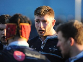 Jamie Hodgson will be part of the Watsonians side looking to make it six from six at Millbrae this weekend. Image: Fotosport/David Gibson