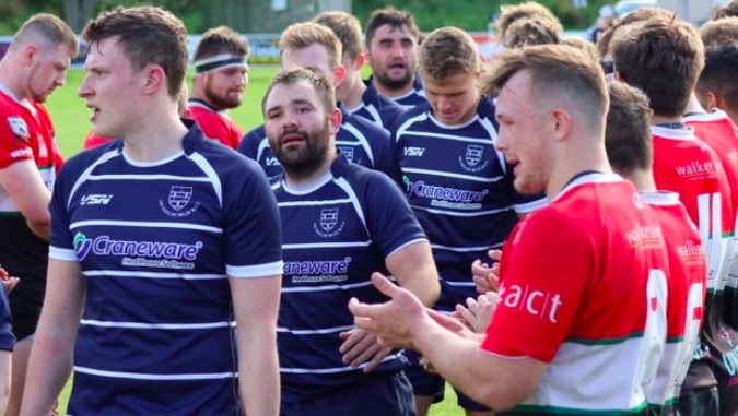 Musselburgh have now claimed a hat-trick of wins over Glasgow Hawks this season. Image: Anna Burns