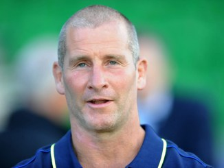Could Stuart Lancaster be persuaded to swap his current job with Leinster for a role with Scotland? Image: David Gibson - Fotosportuk