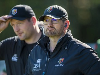 GHA head coach Trevor Carmichael was delighted with his team's second half performance against Edinburgh Accies.