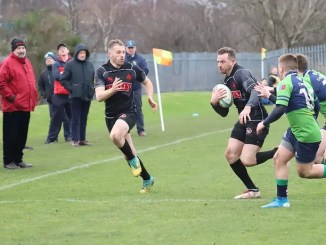 Biggar defeated Boroughmuir at Megetland to consolidate their position at the top of the table. Image: Nigel Pacey