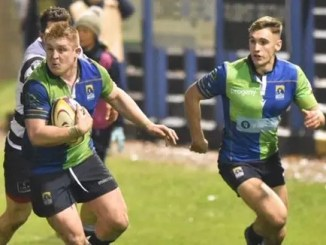 Johnny Matthews is back at hooker for Boroughmuir Bears against Southern Knights tomorrow night. Image: Steve Langmead
