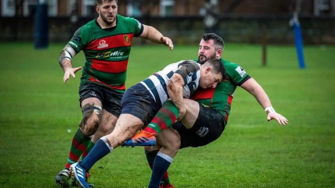 Heriot's defence played a big role in their victory over Highland.