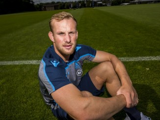 Rory Hutchinson is primarily a centre but can play stand-off. Image: © Craig Watson - www.craigwatson.co.uk