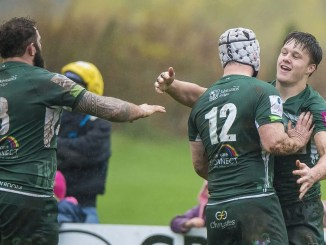 A late surge saw Hawick's Andrew Mitchell finish the 2019-20 season as the Premiership's top try scorer. Image: © Craig Watson - www.craigwatson.co.uk