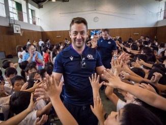 Greig Laidlaw was a big hit in Japan during last year's World Cup. Image: © Craig Watson - www.craigwatson.co.uk