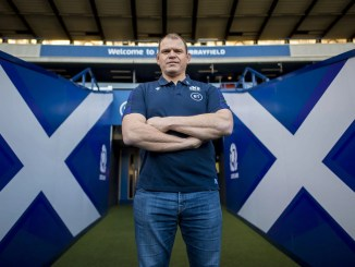 Pieter de Villiers says Scotland's improved scrummaging comes down to the players' willingness to listen and learn. Image: © Craig Watson - www.craigwatson.co.uk