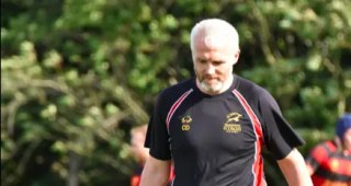 Craig Deacons returns to Stirling County to over see the Wolves after four seasons coach Grangemouth Stags. Image courtesy: Grangemouth Stags.