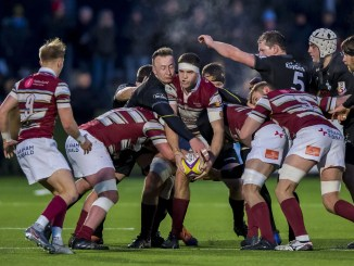 Watsonians edged out Southern Knights when the two sides met at The Greenyards on the opening weekend of this Super6 season. Image: © Craig Watson - www.craigwatson.co.uk