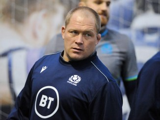 WP Nel believes he still has a lot to offer the Scotland squad. Image: FOTOSPORT/DAVID GIBSON
