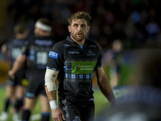 Callum Gibbins made a big impact during three seasons with Glasgow Warriors. Image: © Craig Watson - www.craigwatson.co.uk