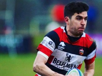 Dan Tomanek has used rugby to help give his life focus