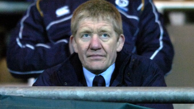 John Jeffrey has been appointed interim chair of the Scottish Rugby Board. Image: David Gibson/Fotosport