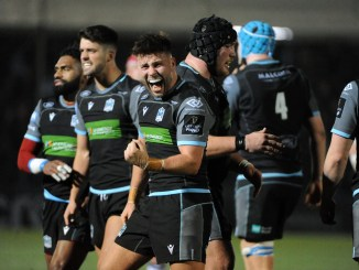 Glasgow Warriors had a disappointing 2019-20 campaign before lockdown, but Rennie believes that the club still has the capacity to become a top contender in Europe. Image: Fotosport/David Gibson