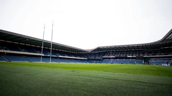 How long will Murrayfield Stadium lie empty? Image: Craig Watson