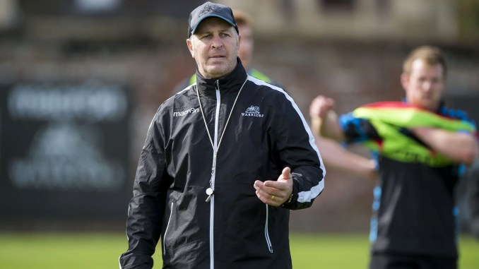 Jason O'Halloran has been a popular and respected coach with Scotland then Glasgow Warriors since first arriving on these shored in 2015. Image: © Craig Watson - www.craigwatson.co.uk