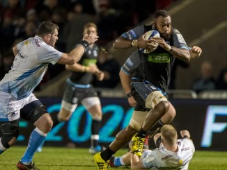 Leone Nakarawa has agreed a new deal with Glasgow Warriors. Image: © Craig Watson - www.craigwatson.co.uk