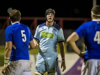 Cameron Henderson was an ever-present in the Scotland Under-20s team during the recent Six Nations. Image: ©Craig Watson - www.craigwatson.co.uk
