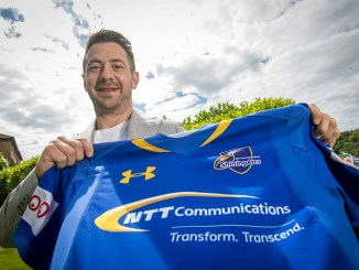 Greig Laidlaw announces his signing with Japanese club NTT Communications Shining Arcs Rugby Football Club. Image: © Craig Watson - www.craigwatson.co.uk