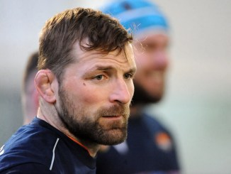 John Barclay believes he still has plenty to offer as a player but the coronavirus crisis has severely limited his options. Image: FOTOSPORT/DAVID GIBSON