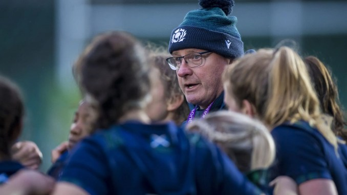 Philip Doyle has had a frustrating tenure as Scotland Women head coach. Image: © Craig Watson - www.craigwatson.co.uk